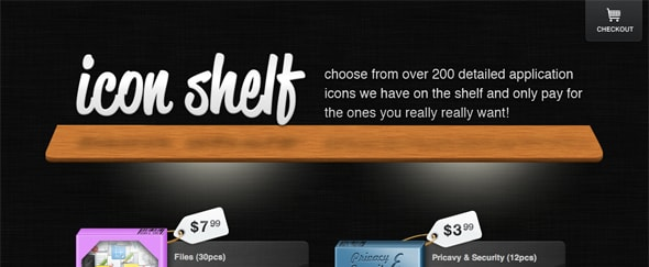 View Information about Icon Shelf