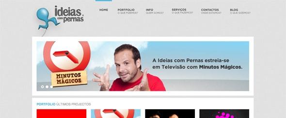 View Information about Ideias Com Pernas