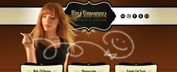 View Information about Ilina Simeonova