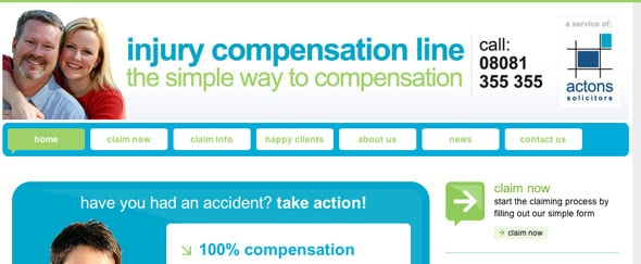 View Information about Injury Compensation
