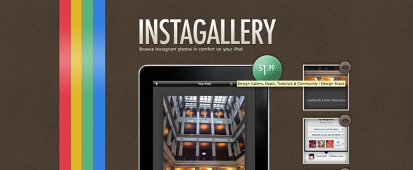 View Information about Instagallery