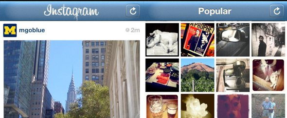 View Information about Instagram