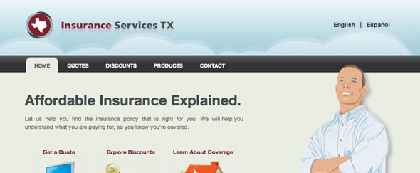 View Information about Insurance Services TX