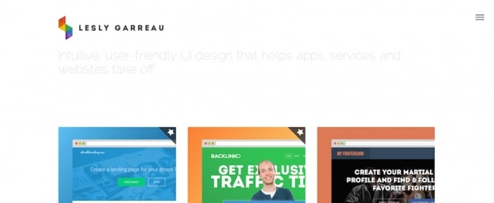 View Information about Intuitive, user-friendly UI & UX designer