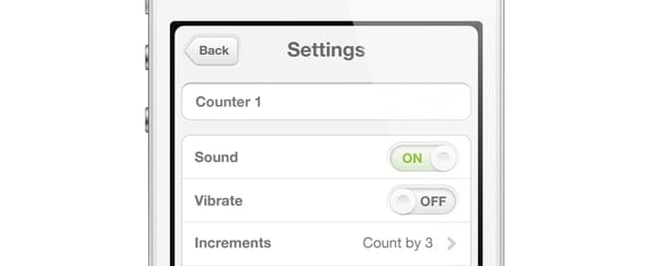 View Information about iOS Settings