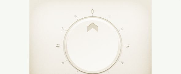 View Information about iPhone Knob