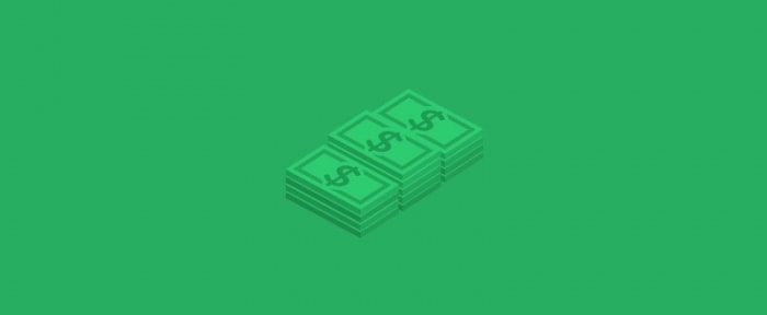 View Information about Isometric Money Icon