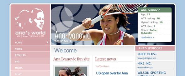 Go To Ana Ivanovic