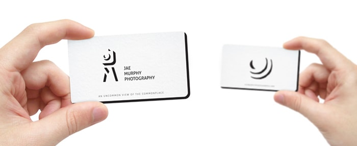 Go To Jae Murphy Photography - Business Cards