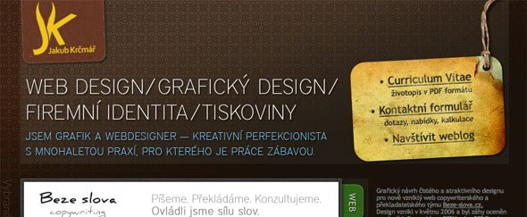 View Information about Jakub Portfolio