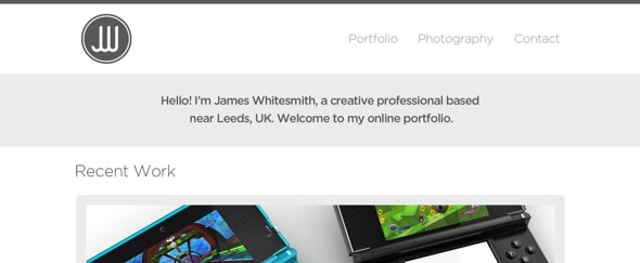 View Information about James Whitesmith