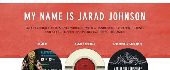 View Information about Jarad Johnson