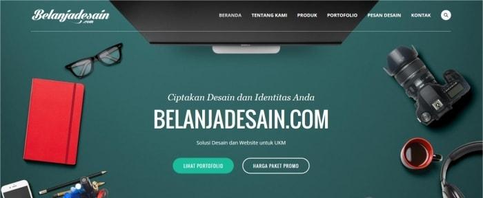 View Information about Jasa Desain Grafis dan Website