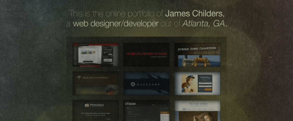 View Information about James Childers