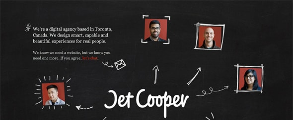 View Information about Jet Cooper