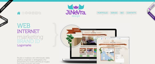 View Information about Jinevra Design