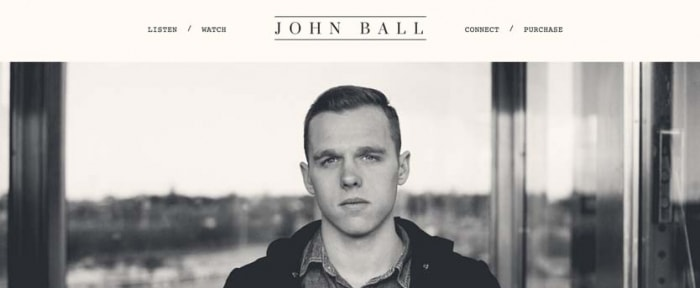 View Information about John Ball