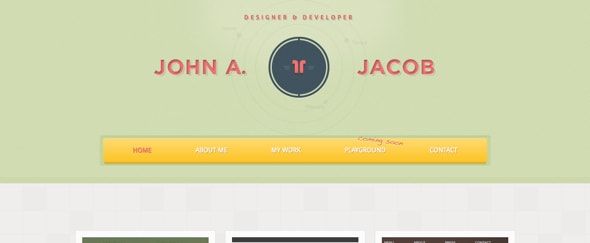 View Information about John Jacob