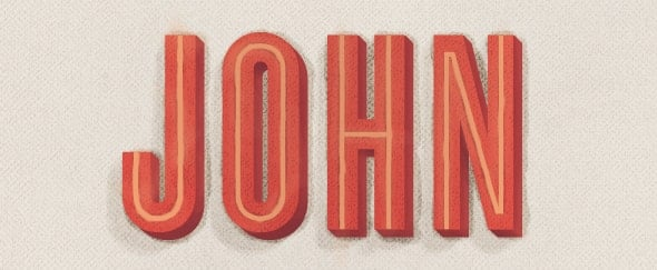 View Information about John