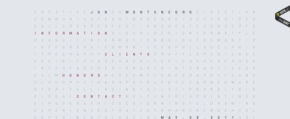 View Information about Jon Montenegro