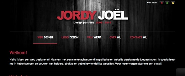 View Information about Jordy Joel