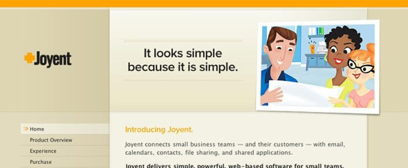 View Information about Joyent