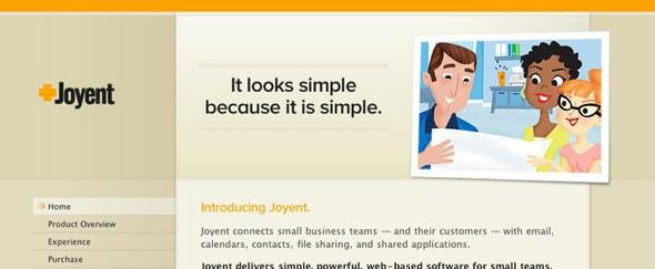 View Information about Joyent