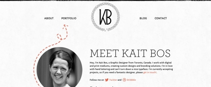 View Information about Kait Bos