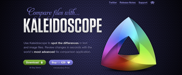 View Information about Kaleidoscope