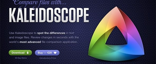Go To Kaleidoscope App