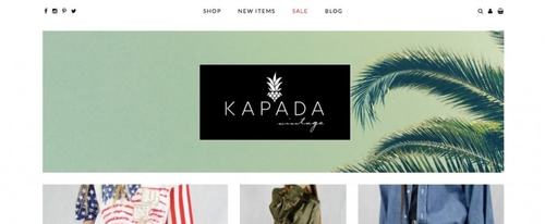 View Information about Kapada Vintage