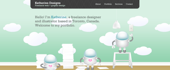 View Information about Katherine Designs
