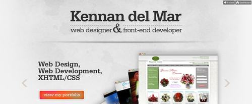 View Information about Kennan del Mar