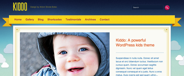 View Information about Kiddo