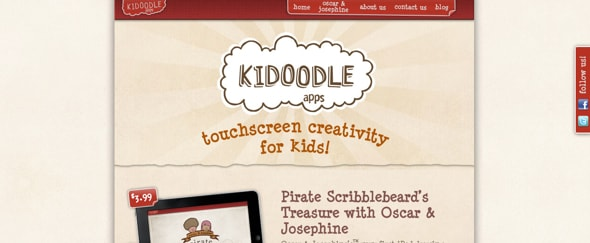 View Information about Kidoodle Apps