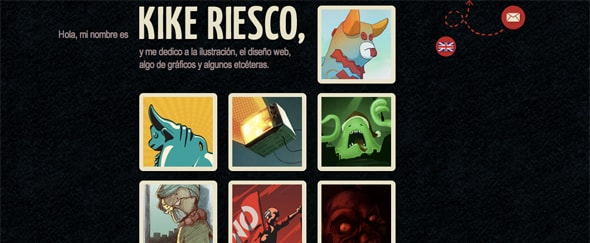 View Information about Kike Riesco