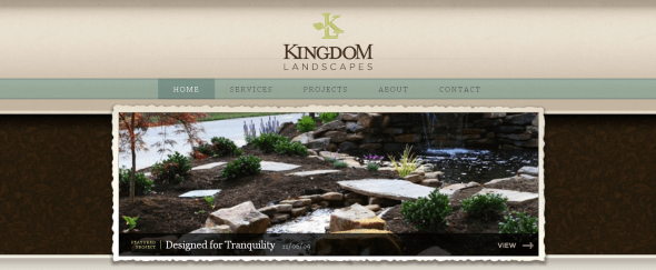 View Information about Kingdom Landscapes