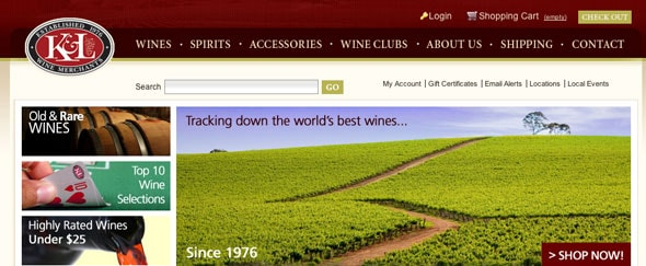 View Information about Klwines