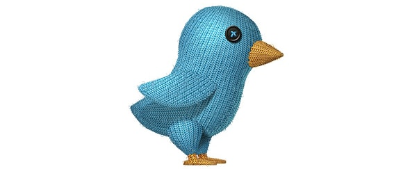View Information about Knit Twitter Icon