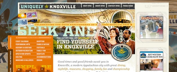 Go To Uniquely Knoxville