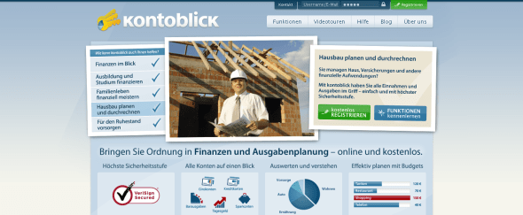 View Information about Kontoblick