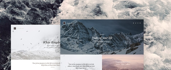 View Information about Kopy - Simply a Blog WordPress Theme