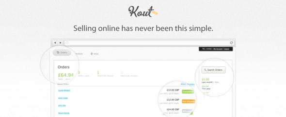 View Information about Kout