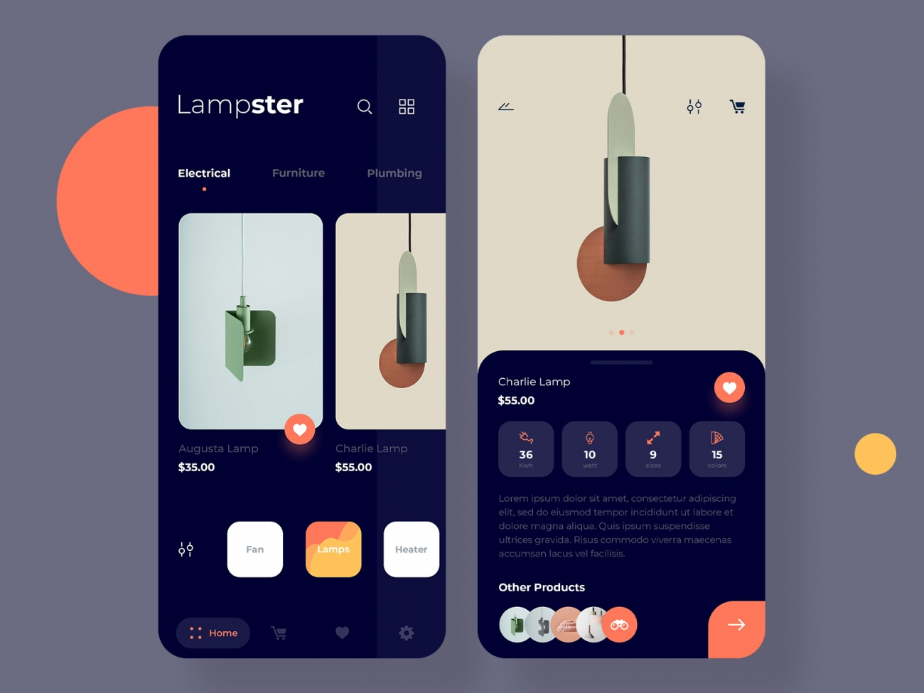 Go To Lampster App