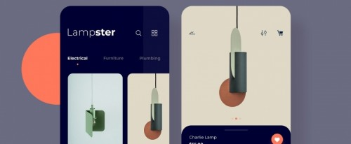 View Information about Lampster App