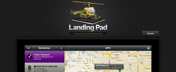 View Information about Landing Pad