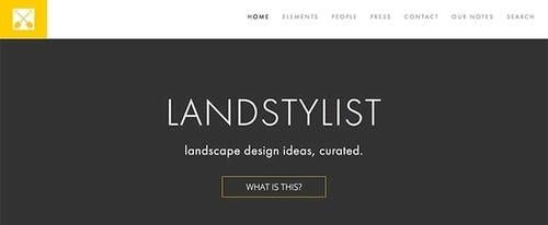 View Information about Landstylist