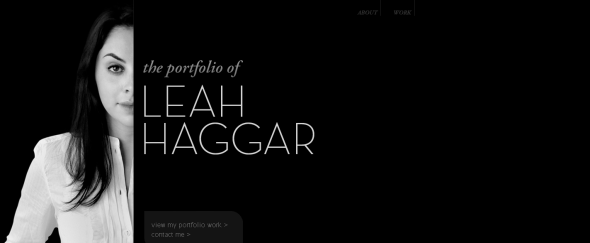View Information about Leah Haggar