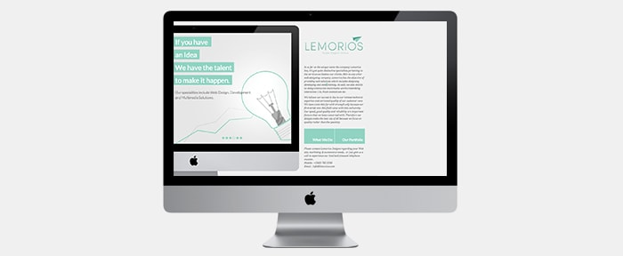 View Information about Lemorios Designs