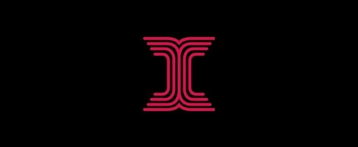 letter i design shack